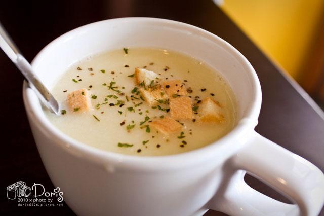 很好喝的玉米濃湯