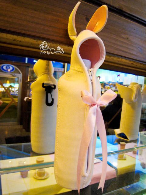 兔子保溫瓶套