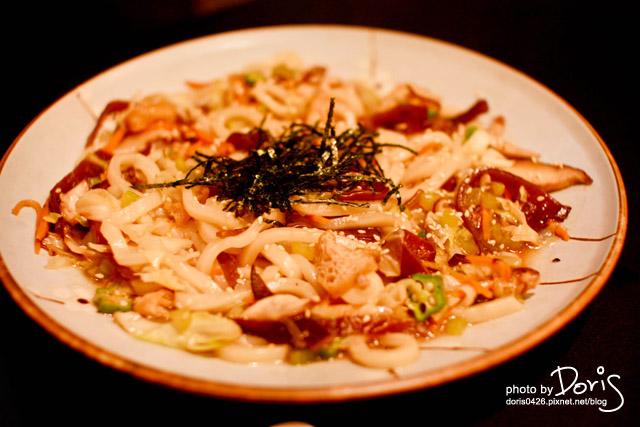 野菜烏龍炒麵