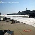 成田空港到了