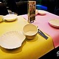 乾淨的桌子