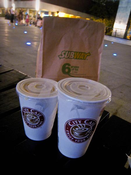 晚餐就是SUBWAY+CAFE.jpg