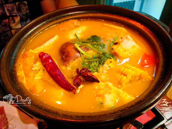 印度咖哩辛香鍋