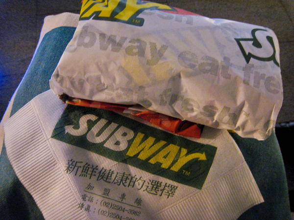 第一次吃SUBWAY.jpg