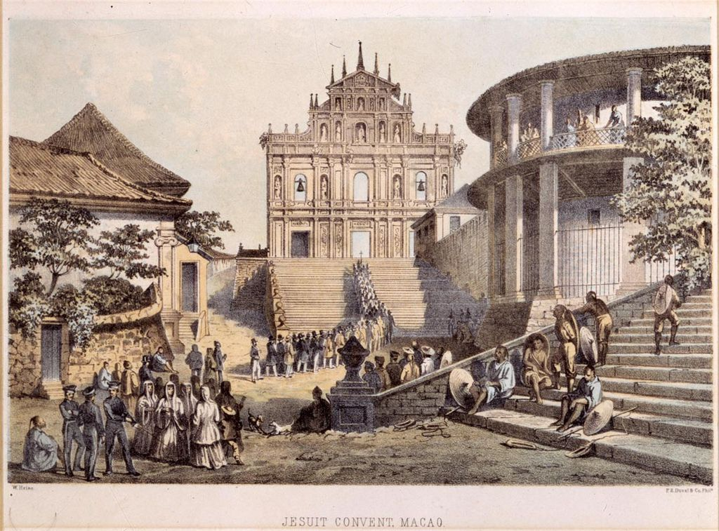 Jesuit_Convent,_Macao