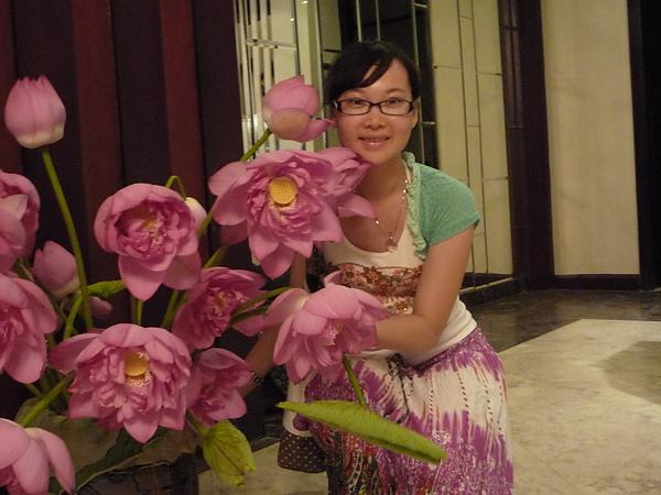 越南國花-蓮花