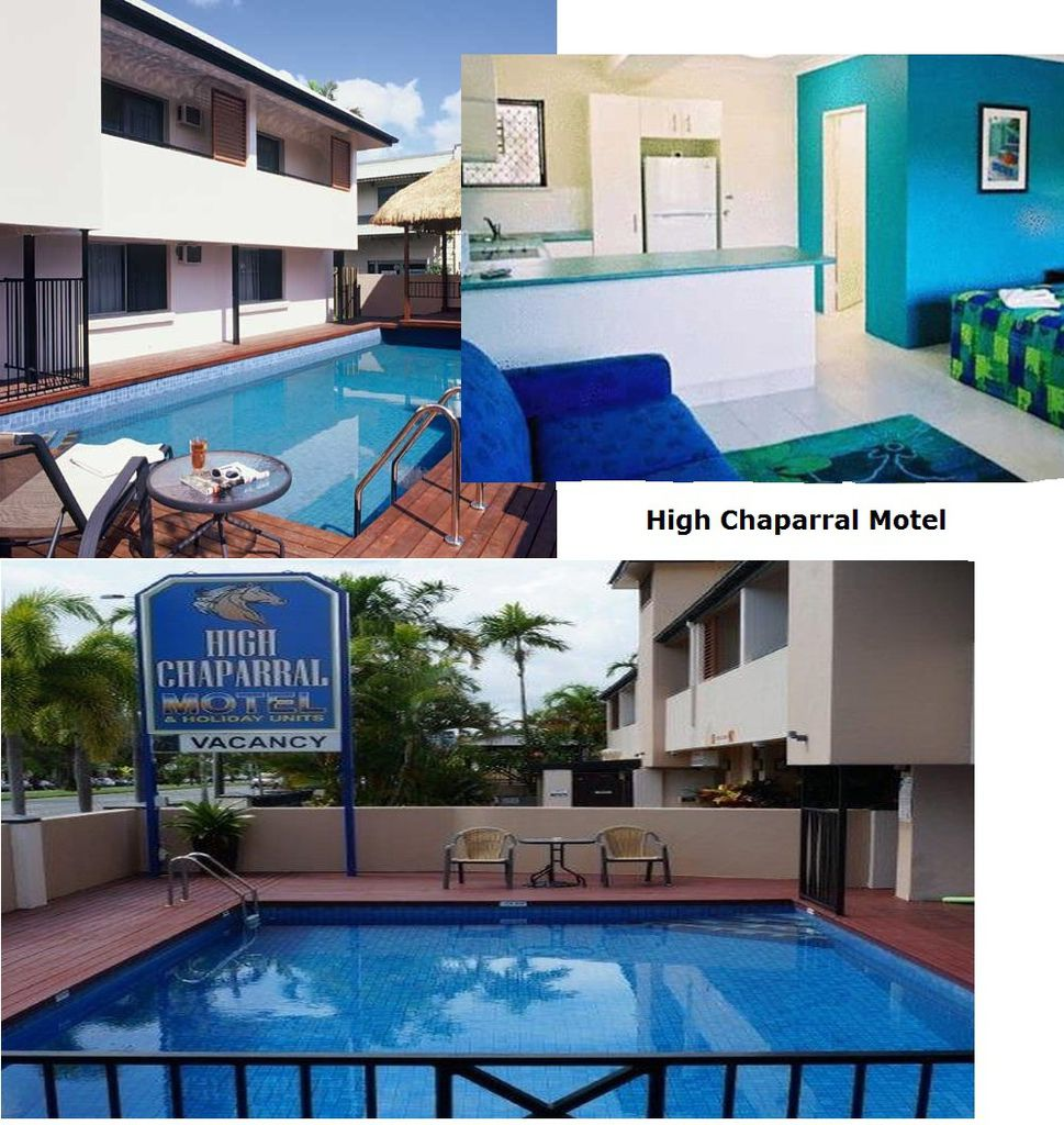 High Chaparral Motel1