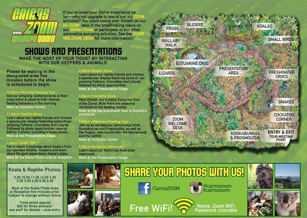 cairns-zoom-wildlife-dome-map