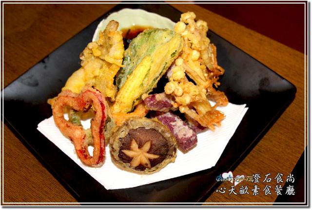 台中西區蔬食料理★澄石食尚心天畝素食餐廳(已歇業)