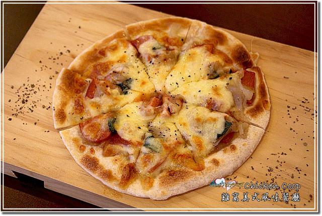 台中北區美式餐廳★Chicken Coop 雞窩美式風味餐廳(已歇業)