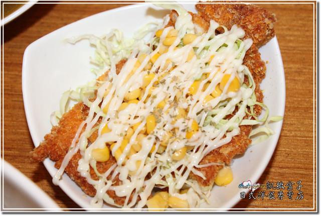 台中西區日式洋食料理★凱撒盒子日式洋食專賣店 (已搬遷並更名:凱撒盒子CAESARBOX)