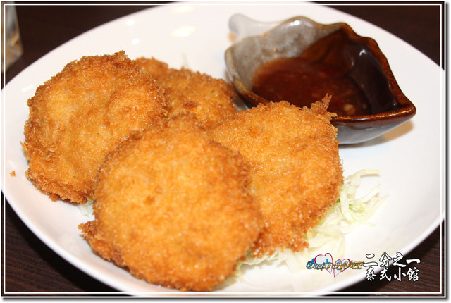 台中南屯泰式料理★二分之一泰式小館