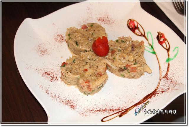 台中西區法式料理★小巴黎法蘭斯料理Chen Philou  正統法國人開の餐廳