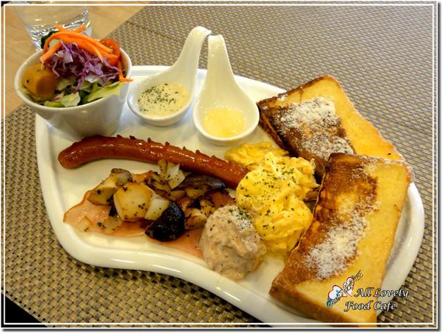 台中西屯早午餐★All Lovely Food cafe