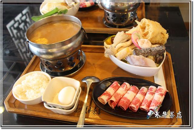 台中西屯複合式餐廳★水牛茶店  適合喝茶聊天A好所在