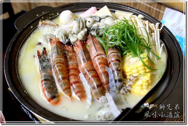 台中西區中式料理★獅兄弟風味小酒館