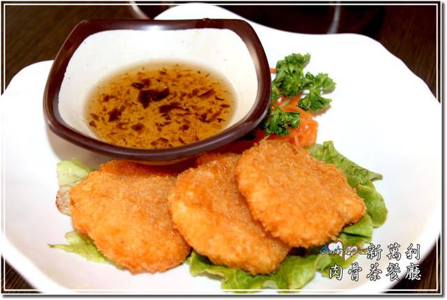 台中西區星馬料理★新萬利肉骨茶餐廳