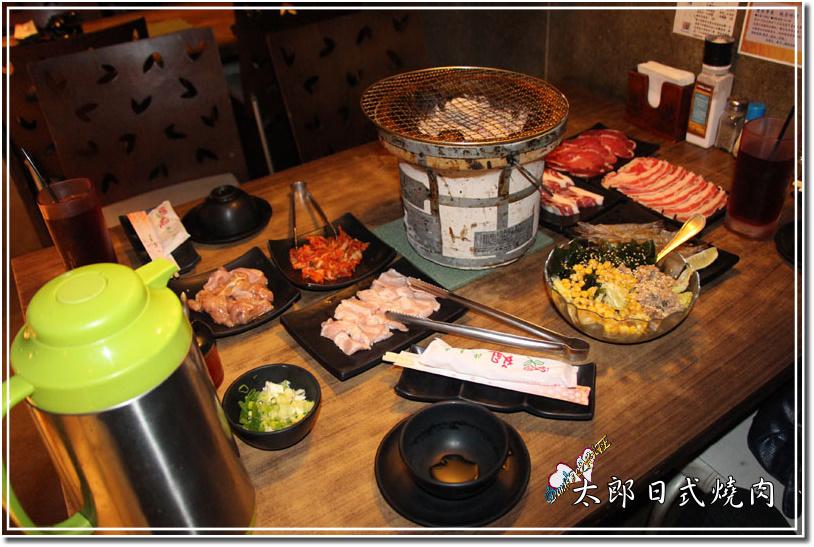 台中西屯日式燒肉★太郎日式燒肉