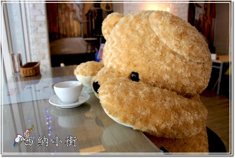 台中西區異國料理★西納小街  讓人彷佛置身於異國