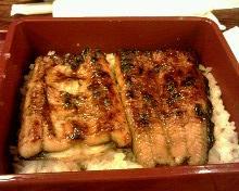 鰻魚飯(小)