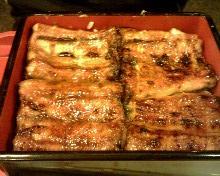 鰻魚飯(大)