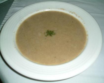 卡布蘑菇奶油濃湯