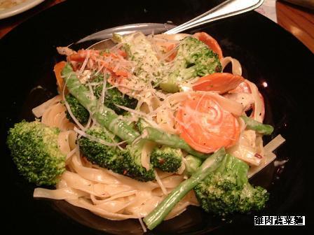 雞肉蔬菜麵