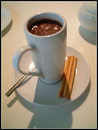 法式濃稠熱巧克力