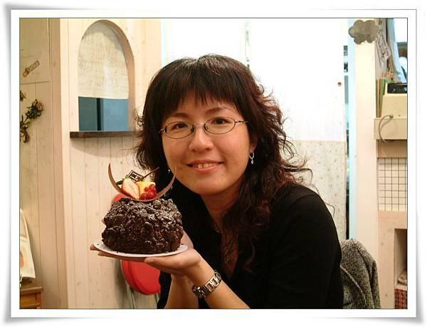 我的生日小蛋糕
