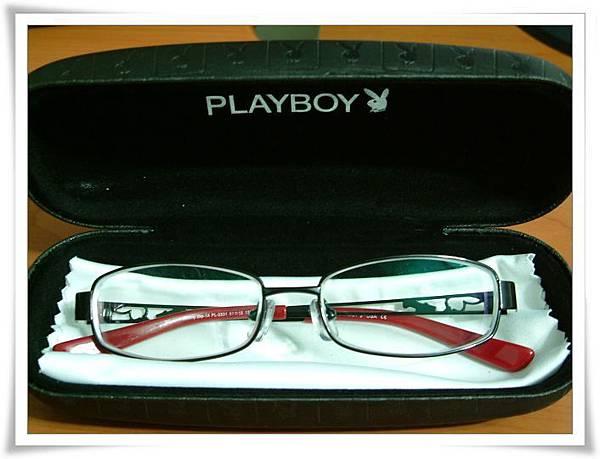 感謝男友送我的眼鏡