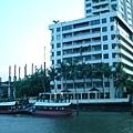 湄南河風光
