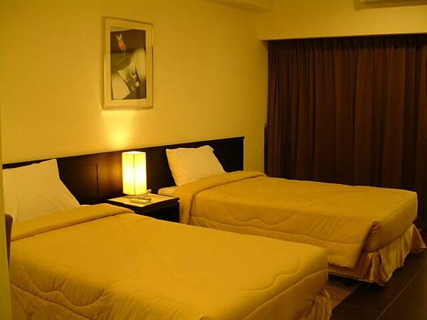 曼谷COLOR LIVING飯店