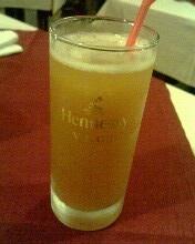 餐後冰水果茶
