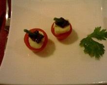 歐風3味精緻前菜