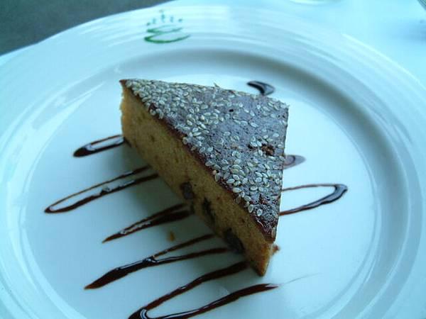 餐後點心黑糖糕