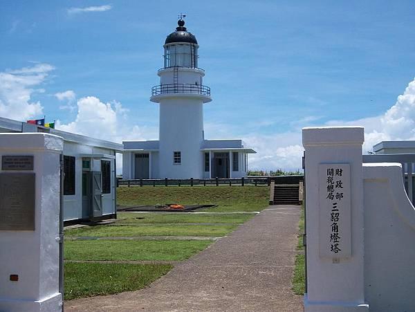 2008年7月31日三貂角燈塔