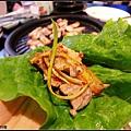 晚餐衝到惠化站吃想念好久的生菜包肉