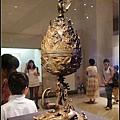 館內展的大多是宗教和東方文物~可拍照但不可使用閃光燈