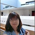 博物館採光挺好:D