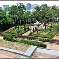 但有好大的庭園
