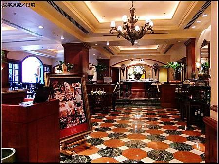 2011年8月27日西華飯店TOSCANA下午茶