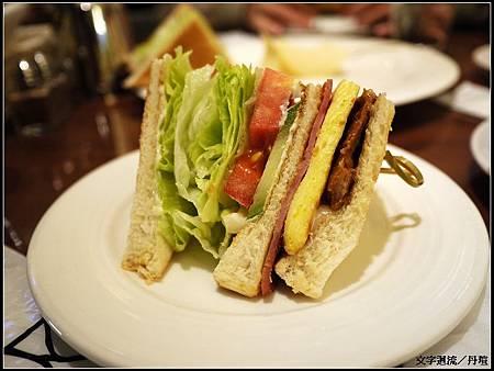 總匯三明治(一份4塊)