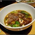 外加一碗湯頭不錯的牛肉湯麵後登機