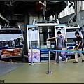 搭乘水晶車(纜車底部透明)