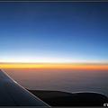 2012年7月5日出發,日本成田機場轉機,飛往西雅圖。