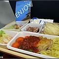 雞肉口味還不錯的飛機餐