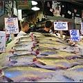 入口第一家景點魚販,銷售方式特別~