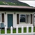 在Seward的住宿地~看起來很棒吧!