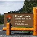 前往Kenai Fjords Nat'l Park