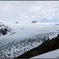 壯觀的冰河景色